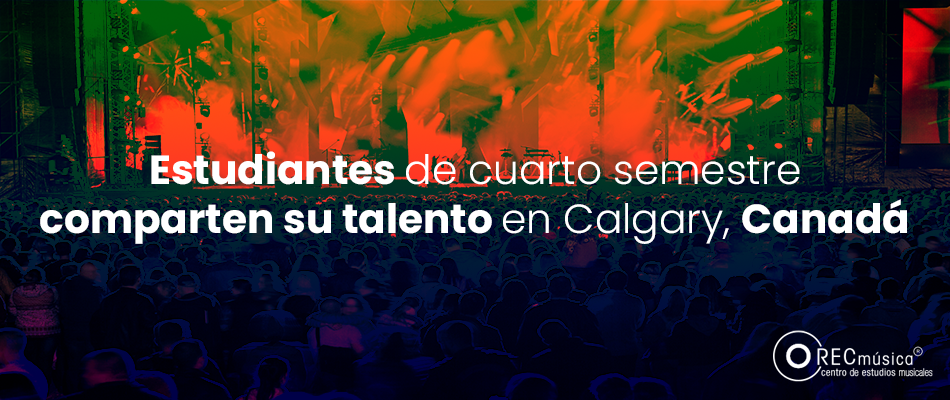 Música en Calgary, Canadá